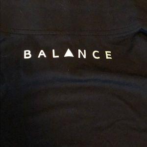 Balance Athletics crop top